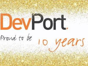DevPort Firar 10-årsjubileum