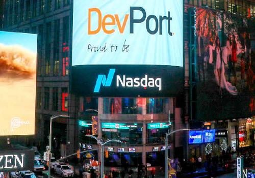DevPort AB (publ) Redovisar årsredovisning För år 2017